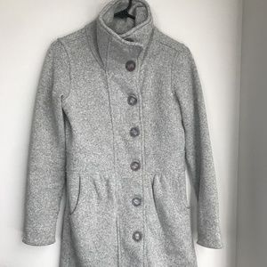 Patagonia Better Sweater Button-Down Trench coat S